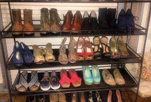 Bastidores De Zapatos