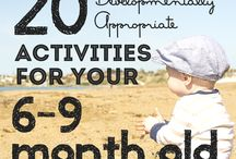 activities for six month old
