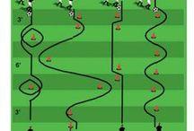 Voetbal training tips