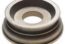 Mole elettrolitiche / Produciamo qualsiasi utensile elettrolitico ( mole, dischi, tutti i profili per marmo…) in vari diametri ed in tutte le grane. http://bit.ly/TD_moleelettrolitiche