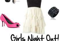 We Love Girls' Nite Out! by Real Deals Home Decor