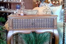 Pretty Pieces / Sometimes all you need is one spectacular piece to finish a room. There's always something special at Lifestyle Consignments! Click, Like & Share these treasures at https://www.facebook.com/LifestyleConsignments