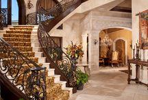 Magnificent stairway