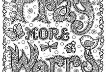 Bible Coloring Pages / by Ladybird
