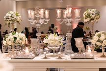 Decorações - Wedding - Luxo - Sonho - Noiva