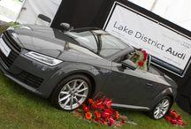 Lake District Audi & Holker Garden Festival 2015 / Lake District Audi sponsor of the Holker Garden Festival 2015