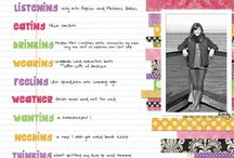 Scrapbooking / by Casey