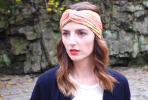 Hair: Accessories / Things to wear in your hair. / by Chic Galleria