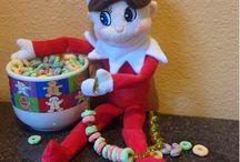 Holiday- Elf on the Shelf