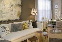 NEW LIVING ROOM IDEAS / by Alexandra Van Designs