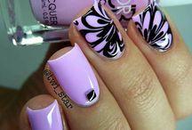beautiful nails, / Nails