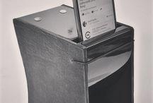 Risuona Facebook / passive speaker for iPhone