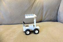 My Lego creations