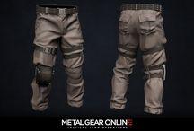 Armor / Armor, clothes, helmet, pants, vests