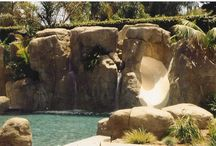 www.authenticenvironments.com / Rock and waterscapes for custom residential in Southern, California.  We build any simulated land form needed for any application.  Creating an ambiance out of building materials is what we do!  Check out our work below.  Visit us on Facebook too.   authentic environments rockwork or carve-right rockwork. Don't forget to like our pages!