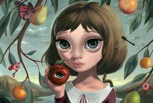 art inspiration / by Jennifer DeMass Evangelista