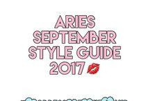 Aries Style Guide / Lookbooks based on my tarot readings for the sign of Aries. Affiliate links are present. This means I receive a commission per click. Thanks for your support!