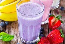 Recepty na zdravá smoothies