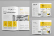 Design | reports, brochures, booklets