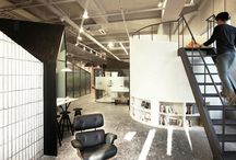 Dots office / Let's use this to brainstorm design concepts.
