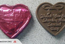 chocolates for weddings and parties  / hand made chocolates perfect for wedding and other parties