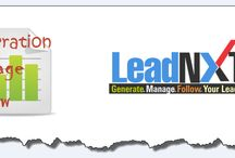 Lead Management System In India / LeadNXT is a niche product for today's Marketing world where every single Lead counts, it's a combination of Cloud Telephony, Web API and Lead management.