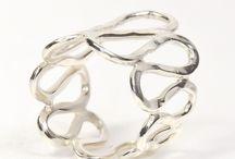 zilveren armband/sieraden