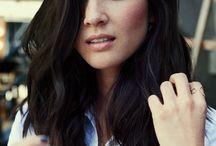 Olivia Munn Medium Hair