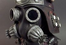 Steampunk / by Avraham González