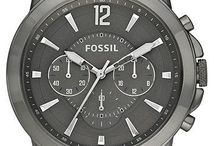 Watches in Shades of Grey / There may not be 50 shades of grey watches, but there are fabulous time pieces in grey! Browse Fossil watches, Michael Kors watches and more to find the grey for you!