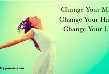 Hypnosis for Change / hypnosis, hypnotherapy, positive thinking