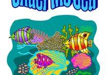 Daycare ocean theme