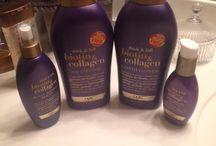 shampoo & vitamins biotin