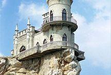 zamki,palace,dwory