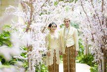 Tasya & Irga Romantic Garden Akad Ceremony