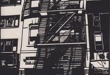 Papercut work, possibilities & inspirations
