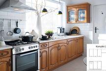Meble kuchenne / Zapraszamy do zapoznania się ofertą mebli kuchennych dostępnych w naszym sklepie.