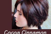 Колорирование, окрашивание волос