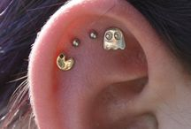 Piercings and tattoo ideas