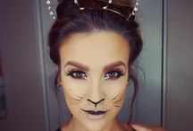 Makeup hallowen