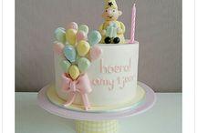 Birthday Cakes - Kids - Astrids Bakkerij / by Astrids Bakkerij