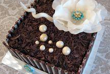 my cakes /  my homemade cakes