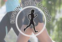 Running Shorts Pants / 0