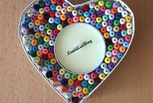 My Quilling Works (Leniii Quilling)