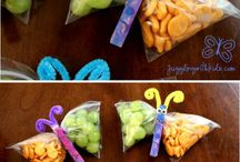 Cute snack idea