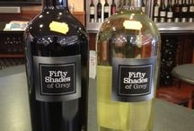 Special Store Wines / Interesting wine choices for sale in our store.
