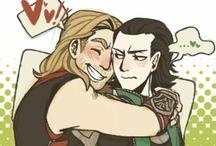 Thor & Loki LOVE