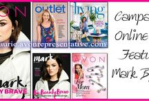 Mark. By Avon / NEW Mark By Avon! Mark.girl got a makeover! Check out all things Mark. By Avon on my eStore @ https://www.avon.com/category/mark?rep=lfranklin-laurie
