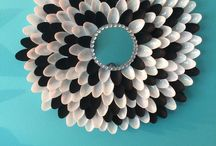 Plastic Spoon Craft Ideas