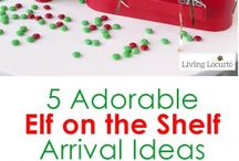 Christmas Elf on The Shelf Ideas / DIY Elf on the Shelf ideas for Christmas. Elf on the Shelf Ideas. Christmas Elf on the Shelf.